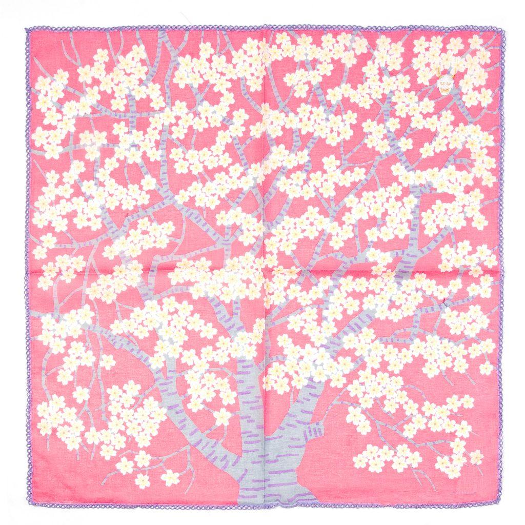 桜の森の満開の下カラー写真03