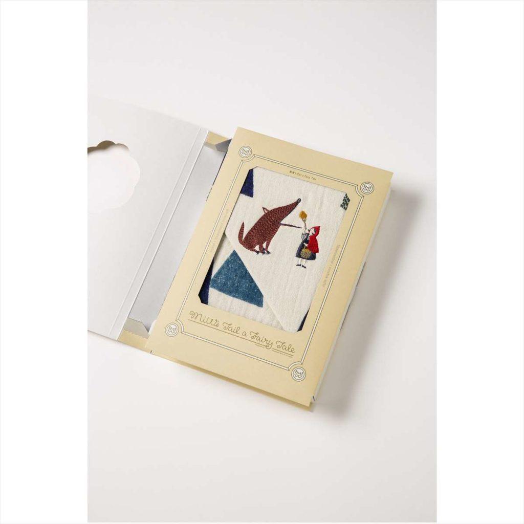 オオカミと赤ずきんの話 GIFT BOOK 3セットカラー写真02