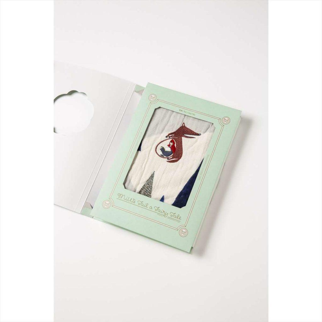 オオカミと赤ずきんの話 GIFT BOOK 3セットカラー写真03