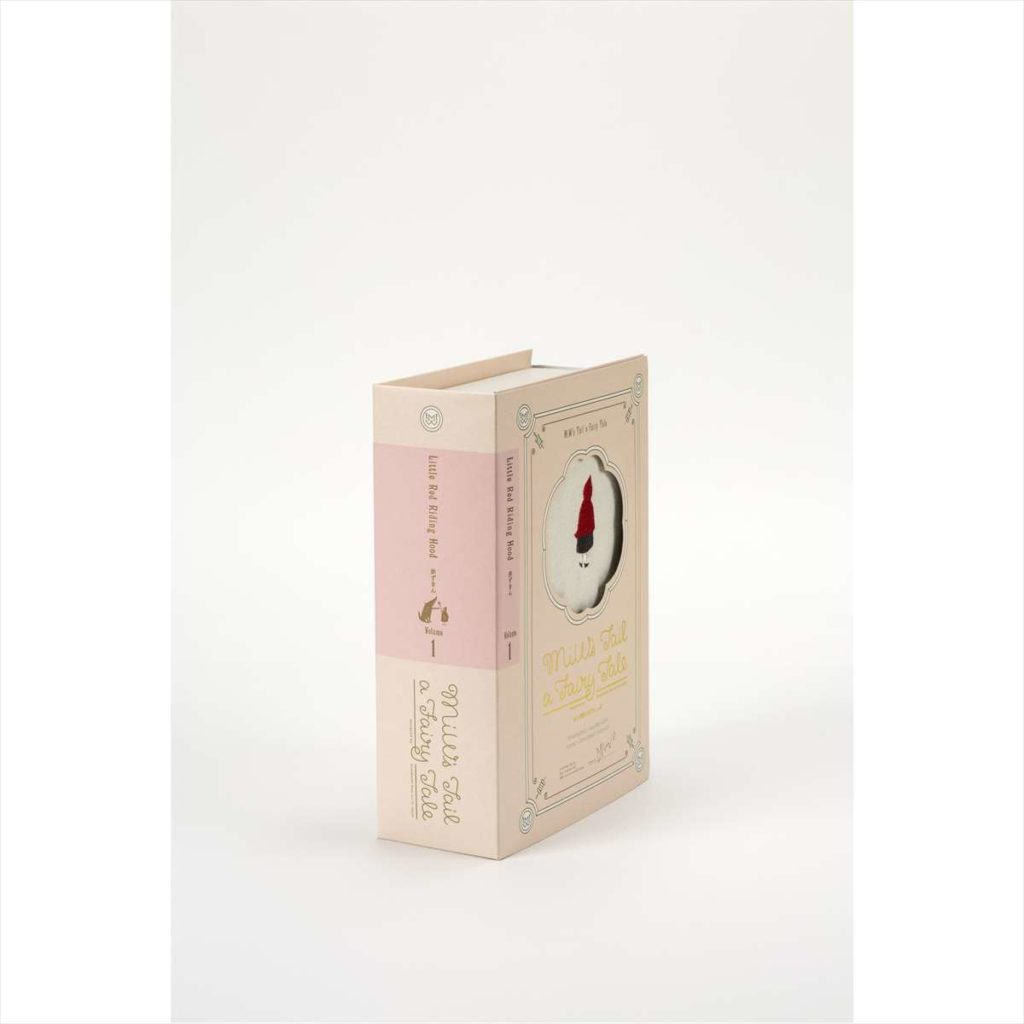 オオカミと赤ずきんの話 GIFT BOOK 3セットカラー写真04