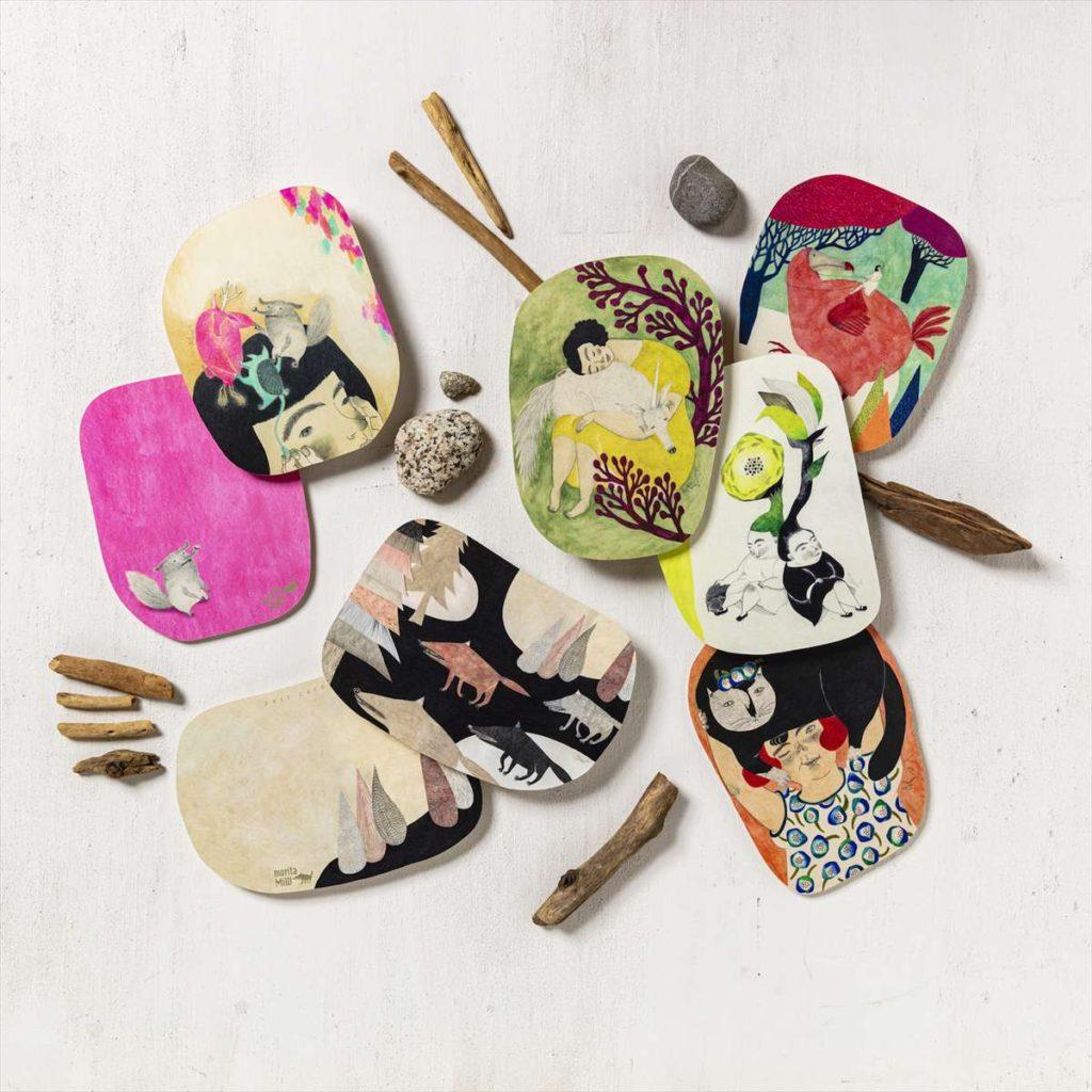 ポストカード 愛しのチェニ 13.5 x 19.5cm M-67986-00-1カラー写真02